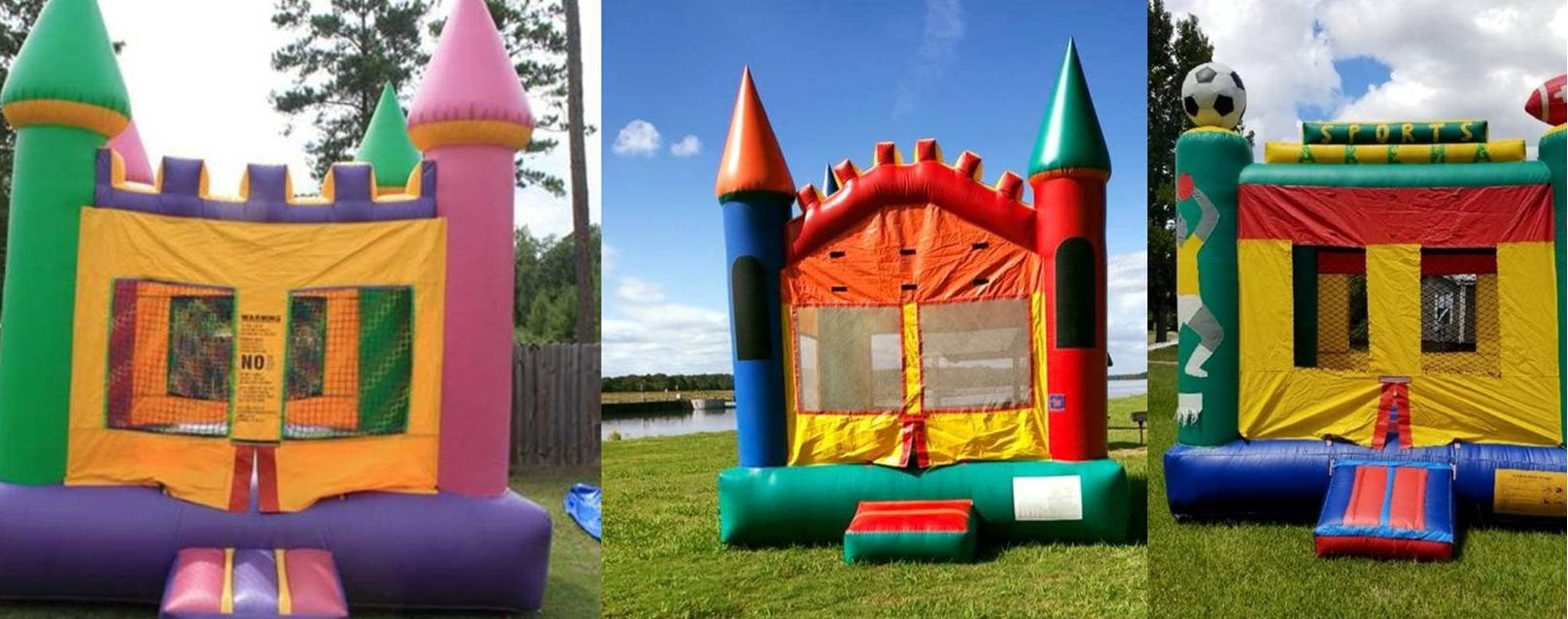 Inflatabe Rentals